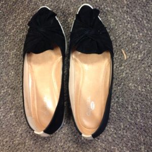 Dr. Scholls Pointed Toe Sneakers flats 8.5 EUC